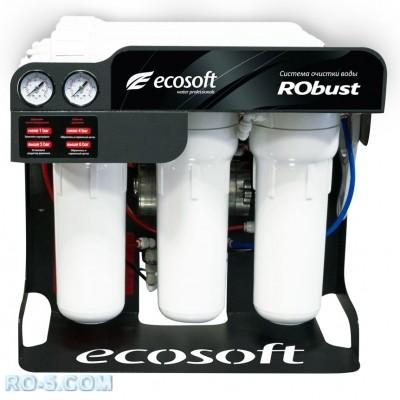 Фильтр обратного осмоса Ecosoft RObust, Экософт, Украина