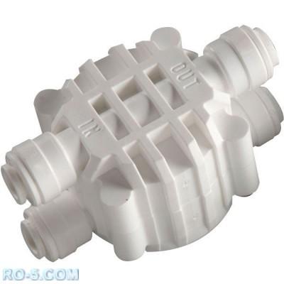 Отсечной клапан (автопереключатель) Organic WB-CV0201W-Q, Тайвань
